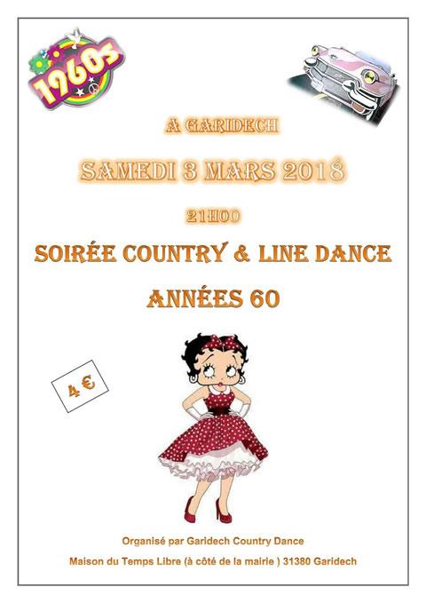 Soirée Country & Line Dance